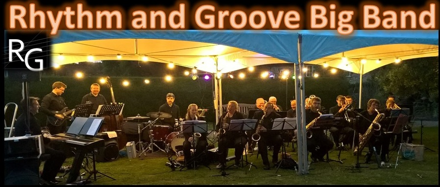 Rhythm and Groove Big Band in action